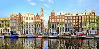 سفر به سرزمین دوچرخه ها (سفرنامه هلند)