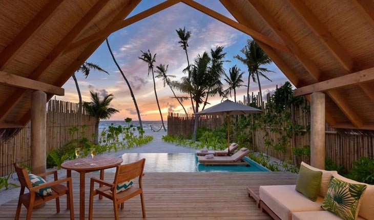 فوشیفارو مالدیو ، جدیدترین هتل در مالدیو 