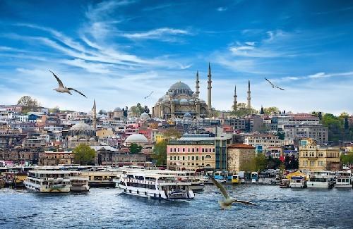 تور استانبول آذر و دی 96