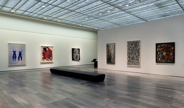 موزه لوور ابوظبی ، جایی که شرق و غرب بهم می رسند 
