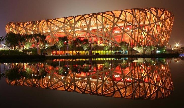 9 معماری عجیب و مدرن دنیا را بشناسید