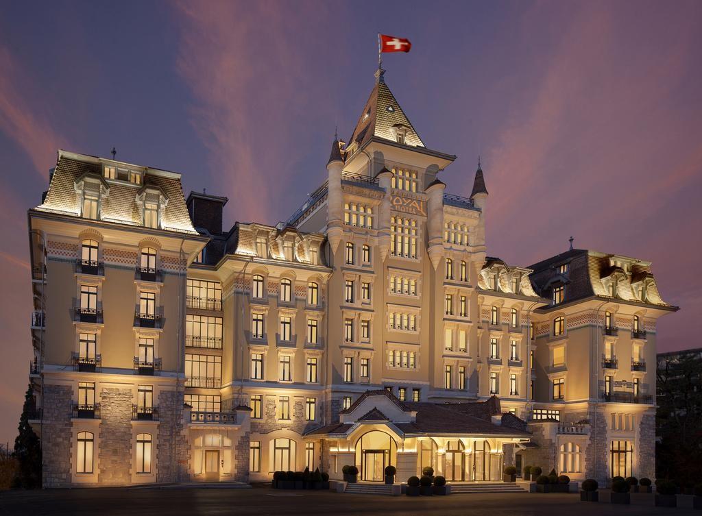 هتل رویال ساووری لوزان