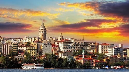تور استانبول + آنتالیا نوروز 99