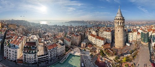 تور استانبول 29 خرداد و 7 تیر 97