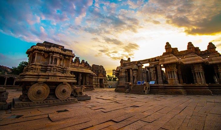 هامپی ، شهر امپراطوری فراموش شده هند 