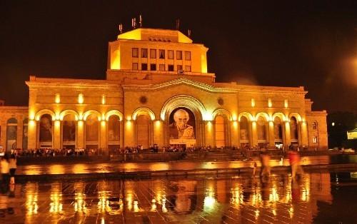 تور ارمنستان تیر 1400