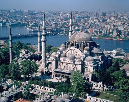 تور استانبول 5 دی 98