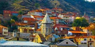 سفر زمینی به گرجستان و شمال ترکیه
