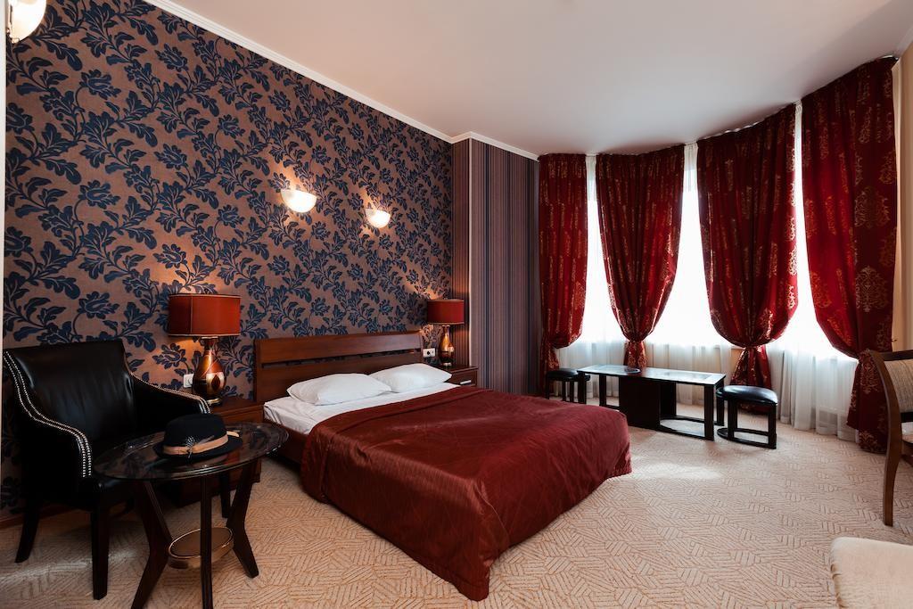 هتل آلگرو لیگوسکی پروسپکت