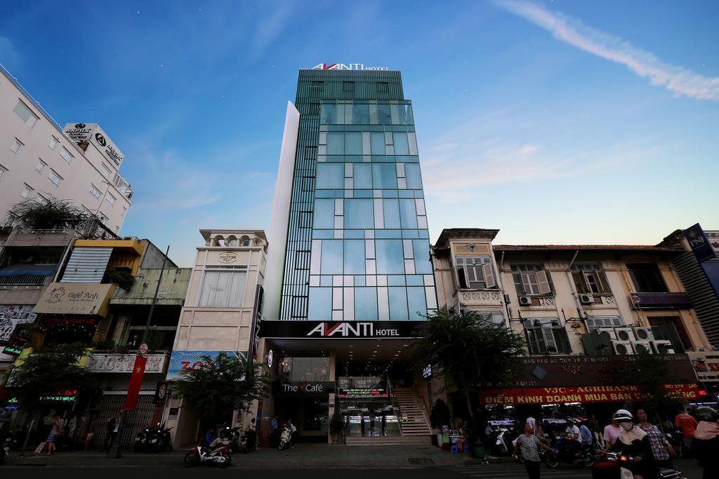 هتل آوانتی