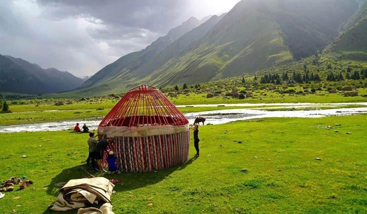برترین جاذبه های گردشگری قرقیزستان