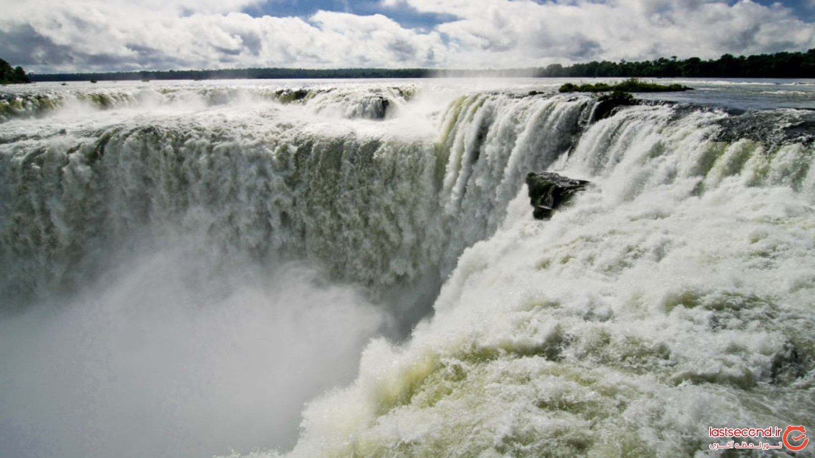 آبشار ایگواسو برزیل