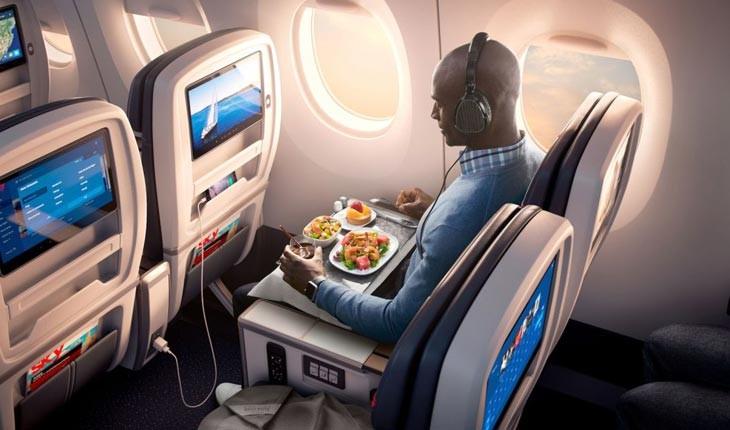 تفریحات و خدمات هواپیماها در آینده چطور خواهد بود ؟