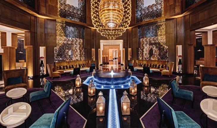 موونپیک منصور اذهبی ، هتلی لوکس و رویایی در مراکش 