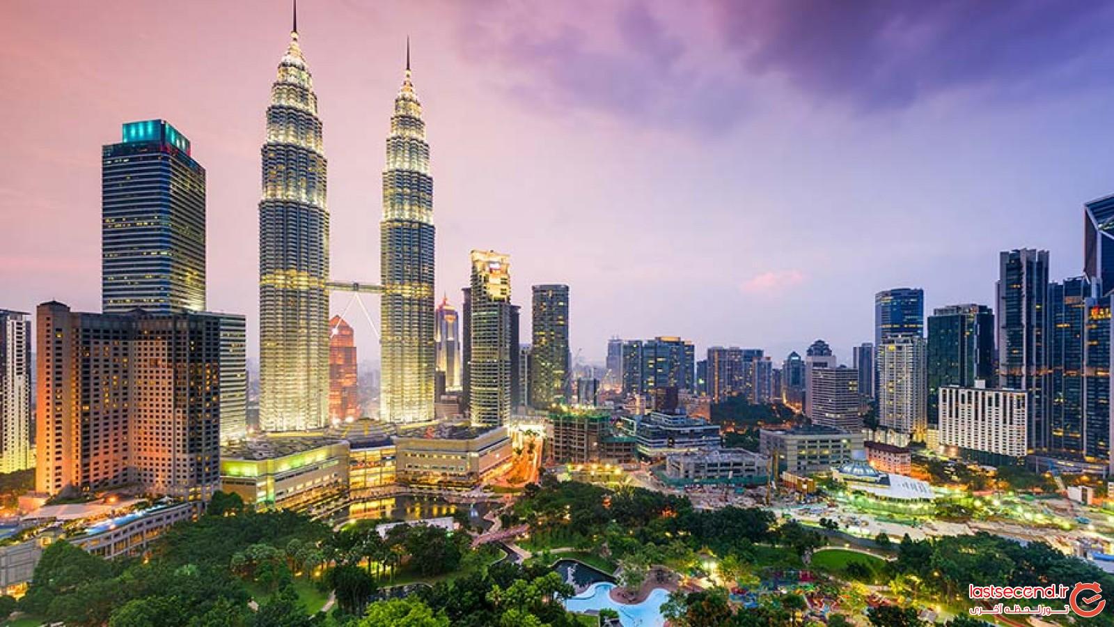 مالزی در نگاهی کوتاه