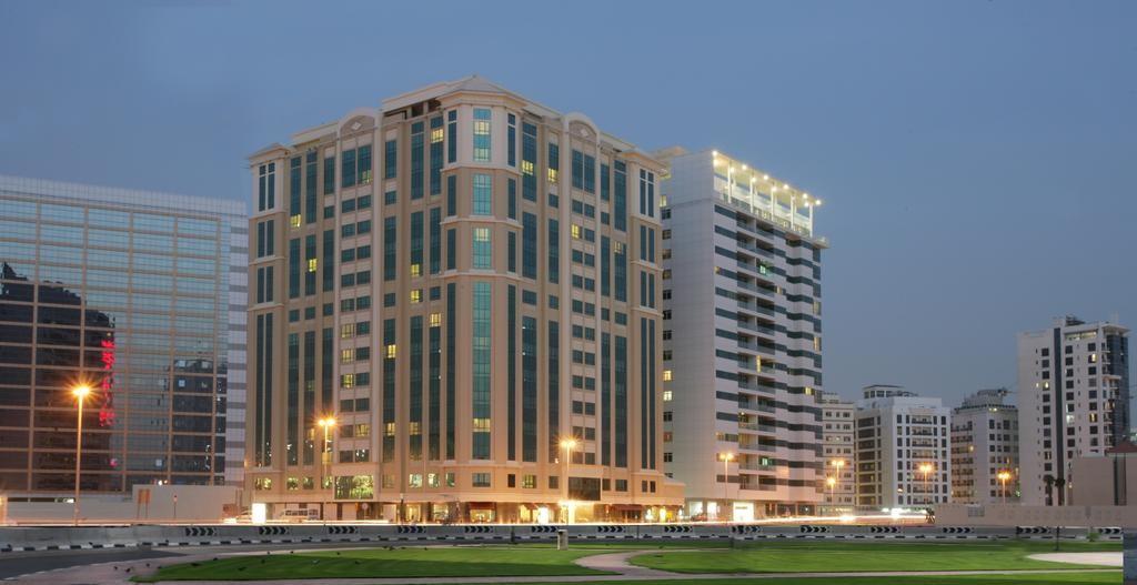 هتل کورال دبی البرشا
