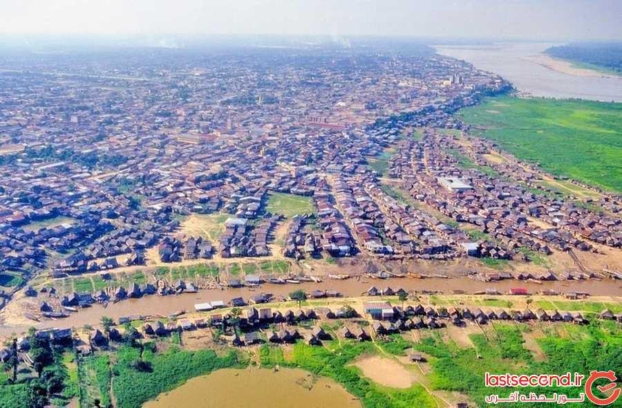 ایکیتوس ، بزرگترین شهری که دسترسی جاده ای ندارد !