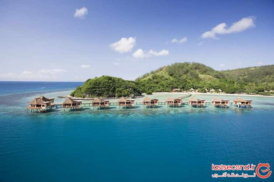 ریزورت لیکولیکو ، آرامشی بی نهایت در فیجی 