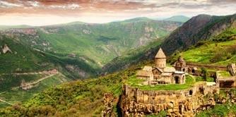 سفر زمینی به سه کشور ترکیه ، گرجستان ، ارمنستان