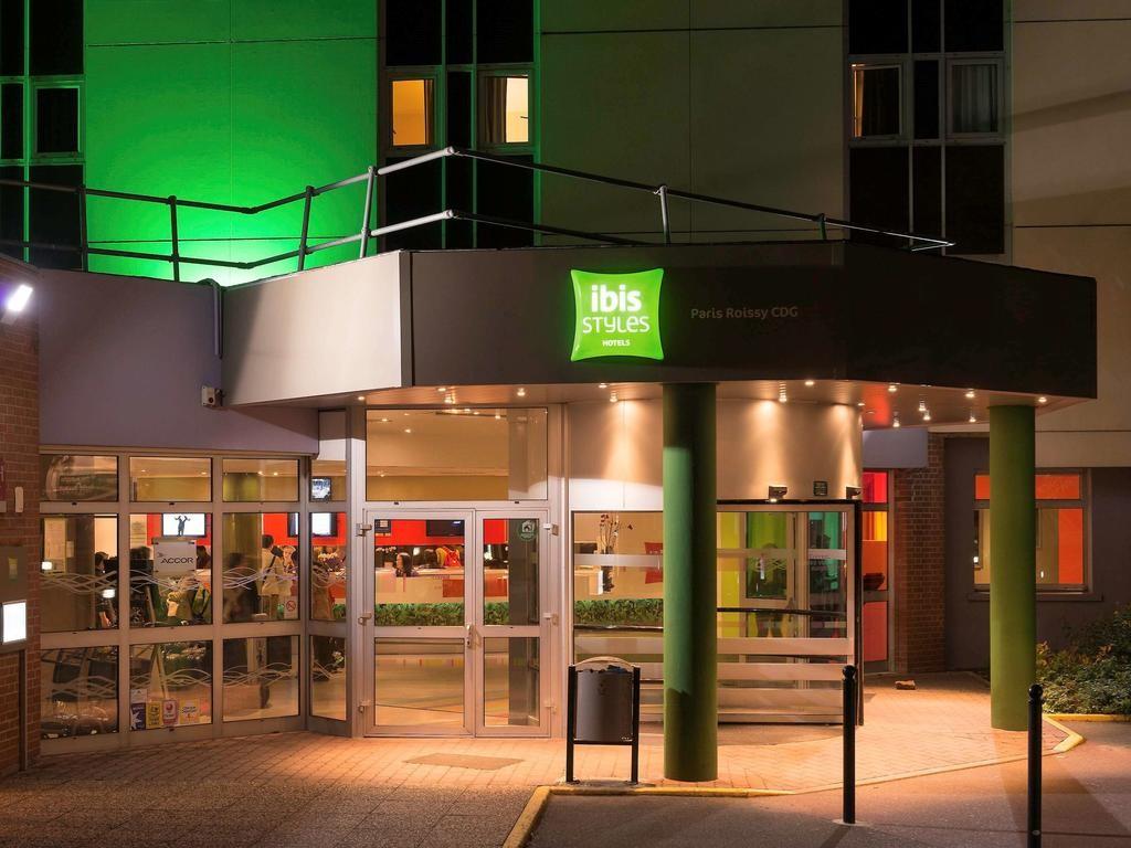 هتل ایبیس استایل پاریس رواسی سی دی جی