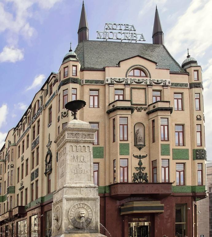 هتل مسکوا