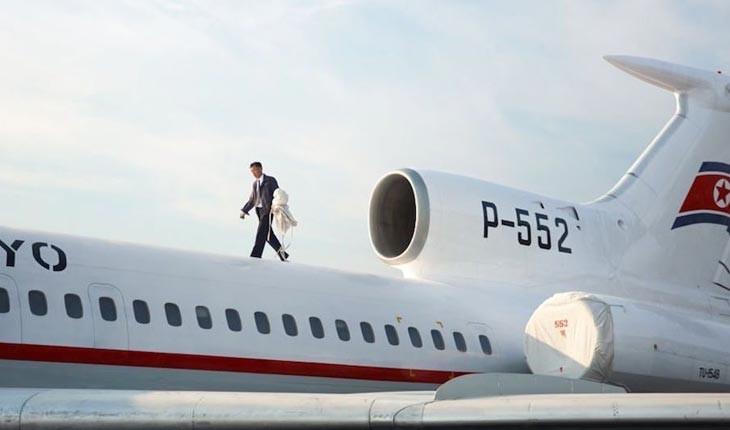 ایرلاینی در کره شمالی که فقط به دو مقصد سفر می کند 