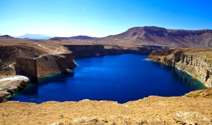 بند امیر ، اولین پارک ملی در افغانستان 