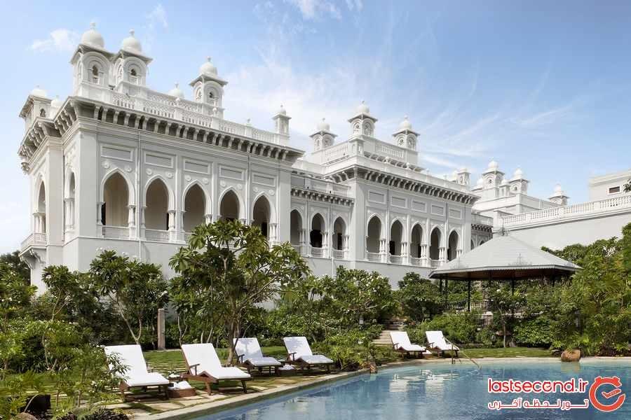 تاج فالاکنوما پالاس ، اقامتی شاهانه در قلب حیدرآباد هند 