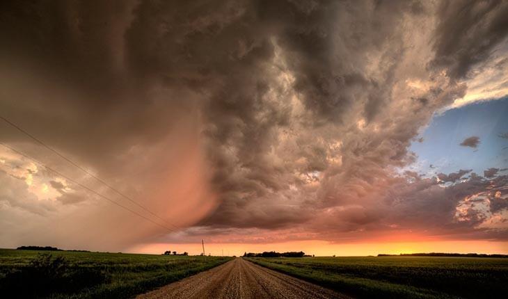 """""""قدرت طبیعت"""" را در این تصاویر خارق العاده ببینید"""