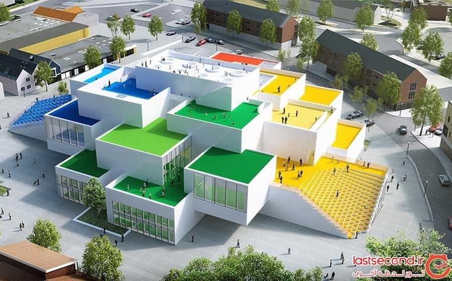 خانه لگو ، اکتشافی حیرت انگیز در پایتخت لگو دنیا