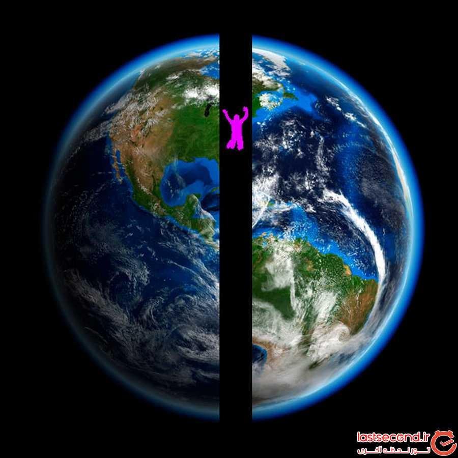 دانستنی هایی شگفت انگیز درباره ی «زمین»