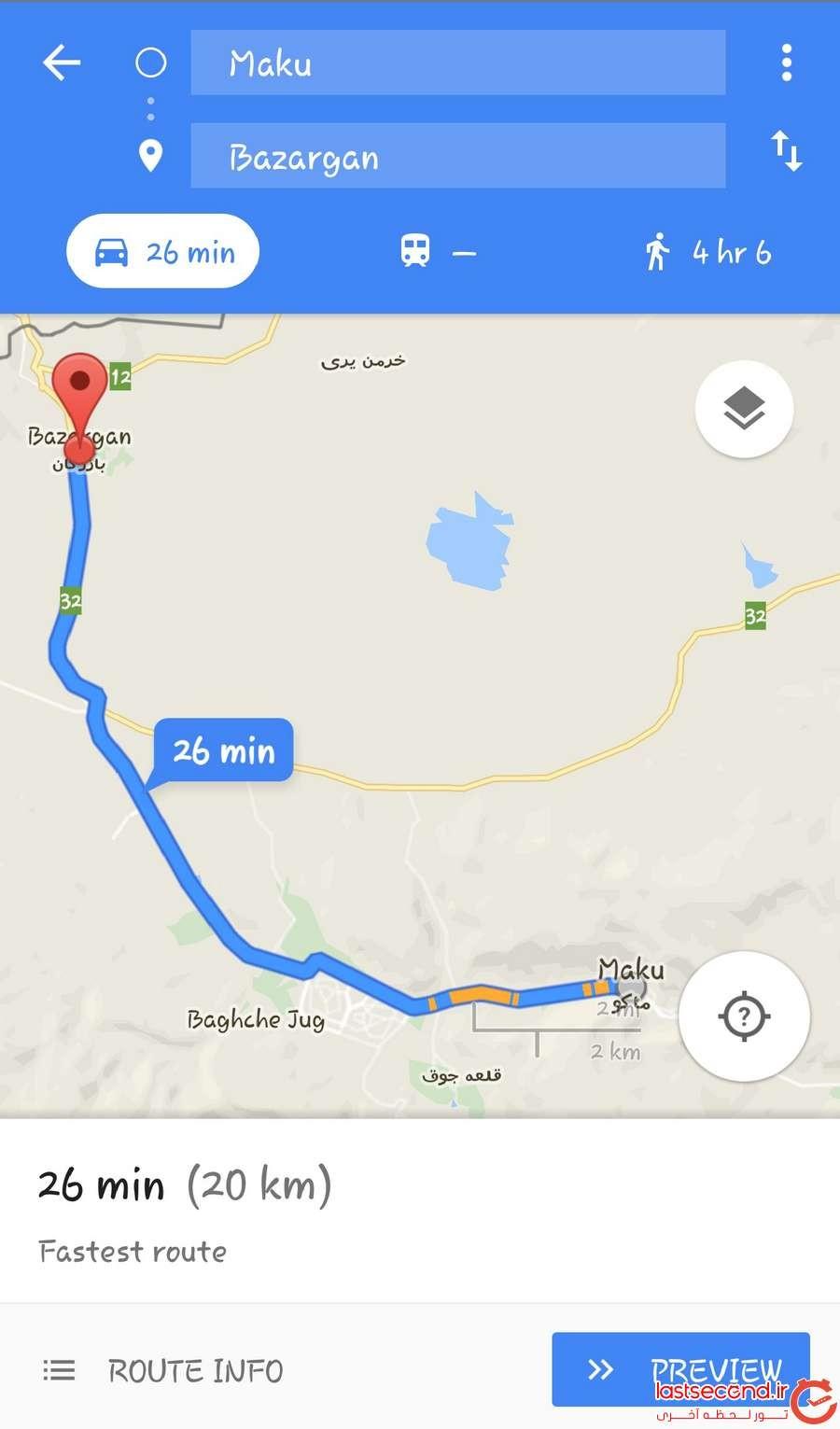 از سیر تا پیاز سفر زمینی به گرجستان و ترکیه (شهرهای بورجومی،تفلیس،باتومی،کارس)