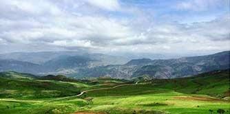 سفر به ارتفاعات اردبیل و جنگل های فندق لو