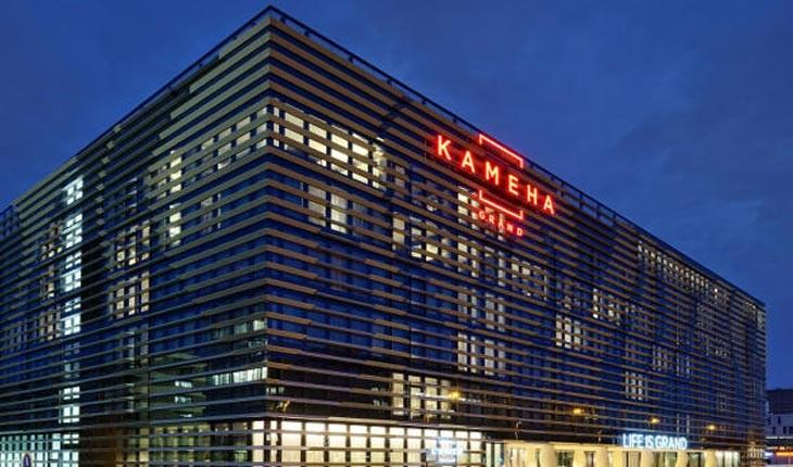 هتل کامها گراند ( Kameha Grand ) ، هتلی با چند دنیای مختلف در زوریخ 