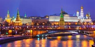 سفر به امپراتوری تزارها (قسمت اول: مسکو)