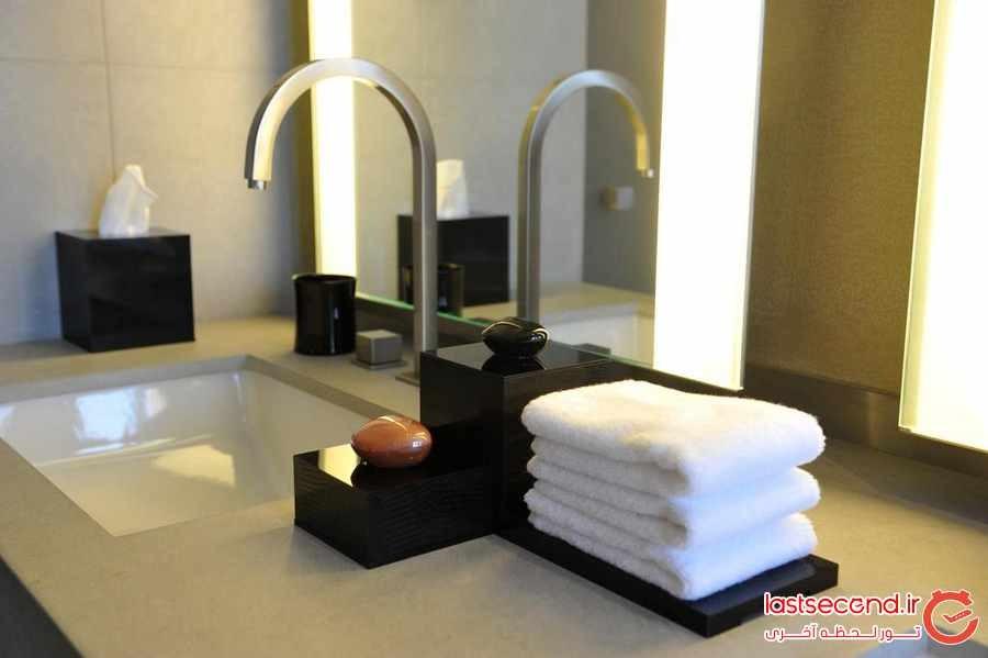 هتل آرمانی دبی (Armani Dubai  ) ، اقامتگاهی شیک و رویایی در قلب برج خلیفه دبی
