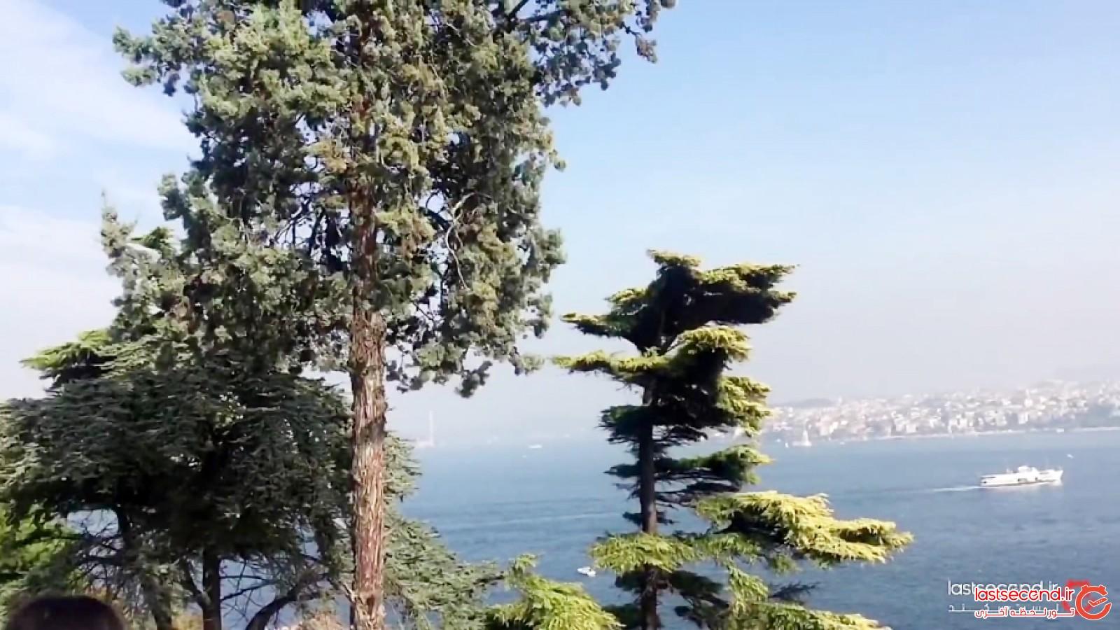 گشت و گذار در استانبول زيبا