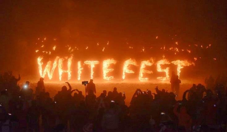 فستیوال سفید ترکیه 2018