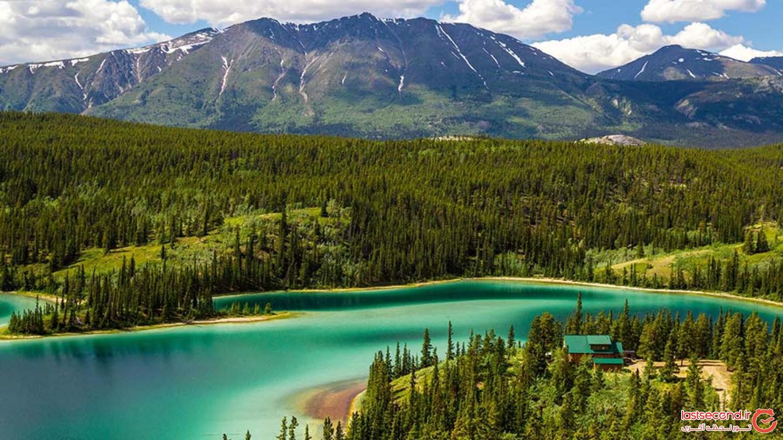 تله کابین سواری در سرزمین عجایب کانادا - Wonderland