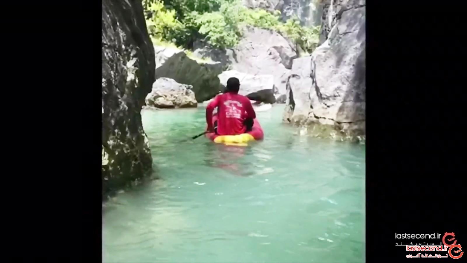 گردش در جزیره جیمز باند