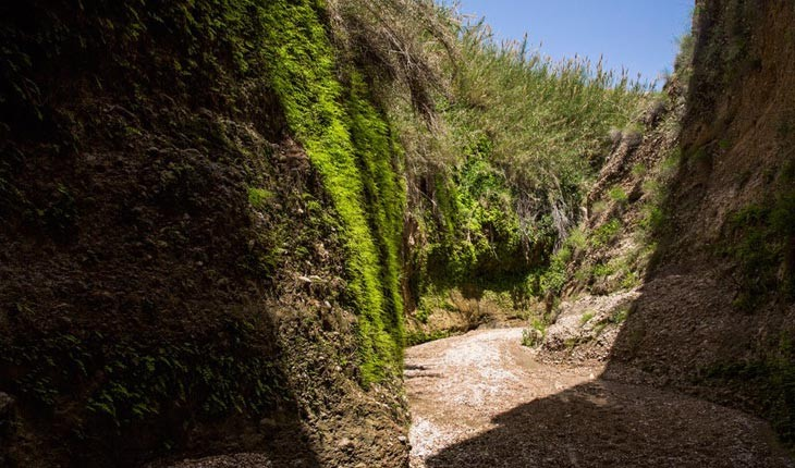 غار زینگان ، بهشت فراموش شده ایلام