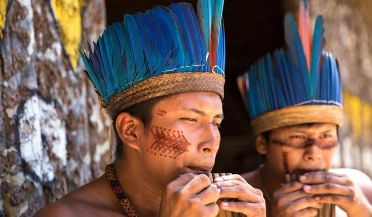 راهنمای منطقه به منطقه از فرهنگ متنوع برزیل