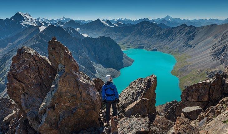 دریاچه های آلاکول (Alakol) ، برادران رنگارنگ در قزاقستان و قرقیزستان