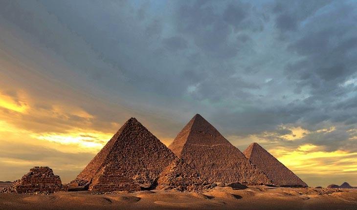 10 بنای باستانی مشهور در مصر باستان 