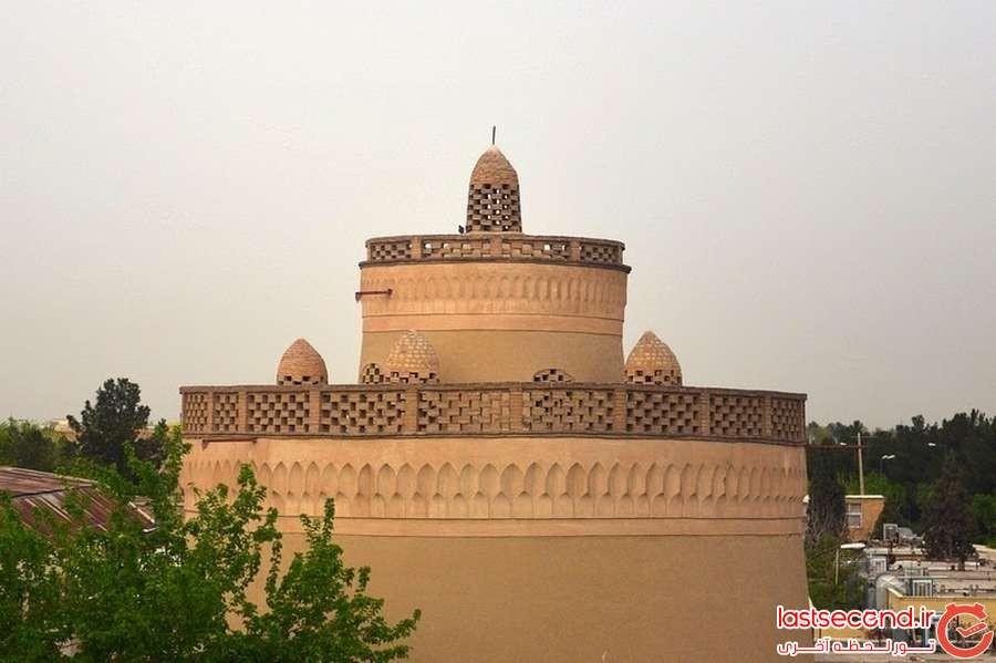 کبوترخانه های اصفهان ، شاهکار صفویان