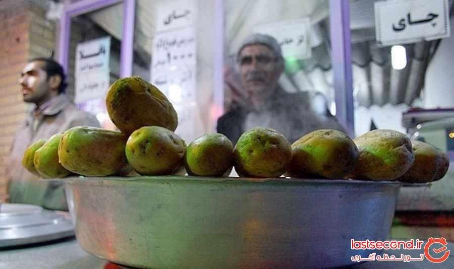یرآلما یومورتا، خوشمزه ترین نوستالژی تبریز