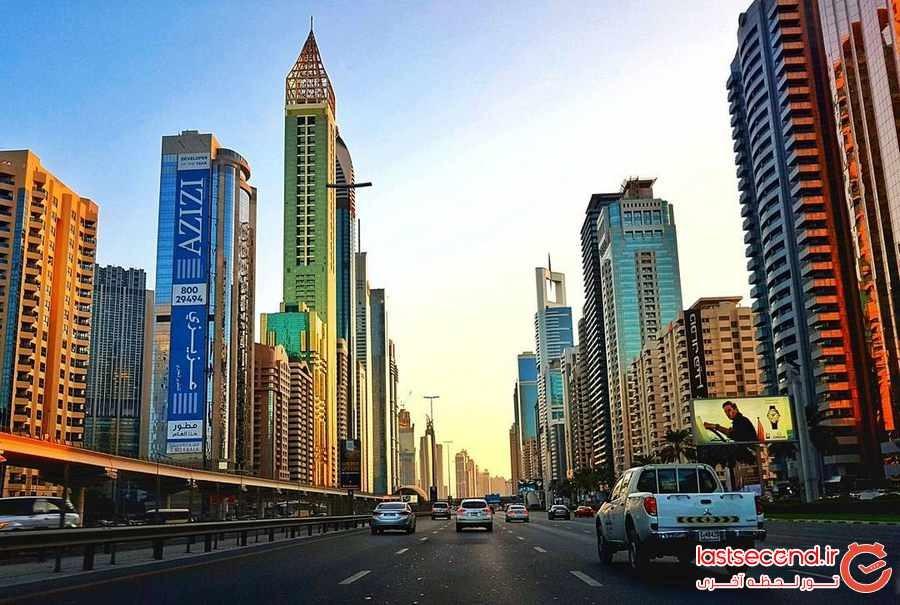 بلند ترین هتل جهان در دبی افتتاح می شود