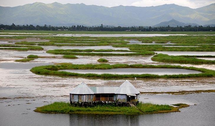 10 جاذبه طبیعی زیبا و خارق العاده در هند 