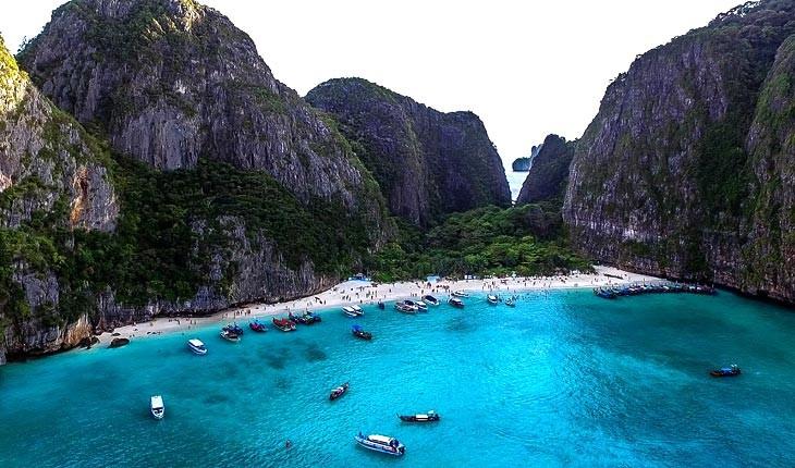 10 ساحل زیبا و دیدنی در تایلند 