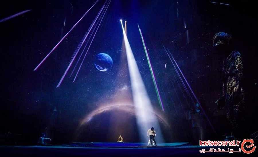 """تجربه ای فراموش نشدنی در تئاتر """"لاپرله"""" دبی """